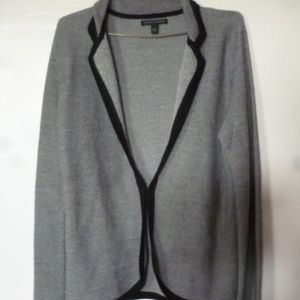 banana republic Merino wool blazer
